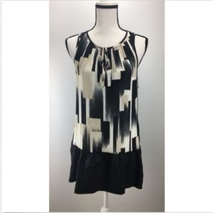 NEW Lily White Women's Top Size L Large Sleeveless
